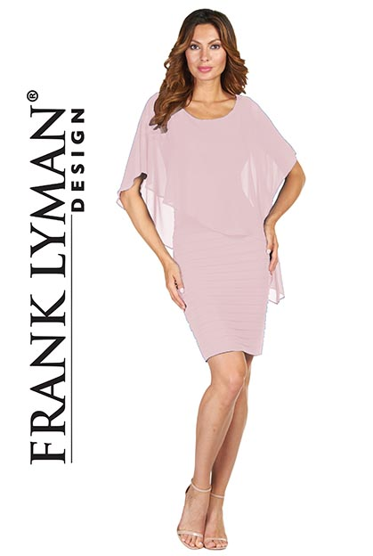 Frank Lyman 51027 in rose